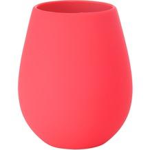 Duni Silikon Kerzenhalter Tropical Silikon, rot 103 x 85 mm 1 Stück