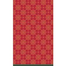 Duni Tischdecken Dunicel® 138 x 220 cm X-Mas Deco Red 1er Pack