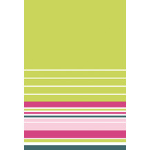 Duni Tischdecken Dunicel® Chameleon stripes 118 x 180 cm 1 Stück
