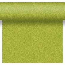Duni Tischläufer 3 in 1 Dunicel® Zinnia Kiwi 0,4 x 4,80 m 1 Stück