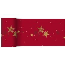 Duni Tischläufer Motiv Walk of Fame Red 0,15 x 20 m 1 Stück