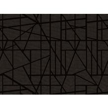 Duni Tischsets aus Dunicel Muster Maze black, 30 x 40 cm, 100 Stück