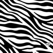 Duni Tissue Servietten Zebra 24 x 24 cm 20 Stück