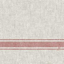 Duni Zelltuchservietten Cocina bordeaux 33 x 33 cm 1/ 4 Falz 250 Stück