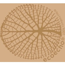 Duni Zelltuchservietten Organic 33 x 33 cm 1/ 4 Falz 50 Stück