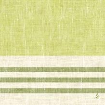 Duni Zelltuchservietten Raya kiwi 40 x 40 cm 1/ 4 Falz 250 Stück