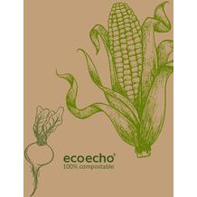 Duni Zelltuchservietten Veggies 40 x 40 cm 300 Stück