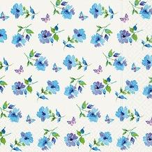 Paper+Design Tissue Servietten Florets 33 x 33 cm 20 Stück