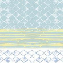 Paper+Design Tissue Servietten Swimming pool 33 x 33 cm 20 Stück