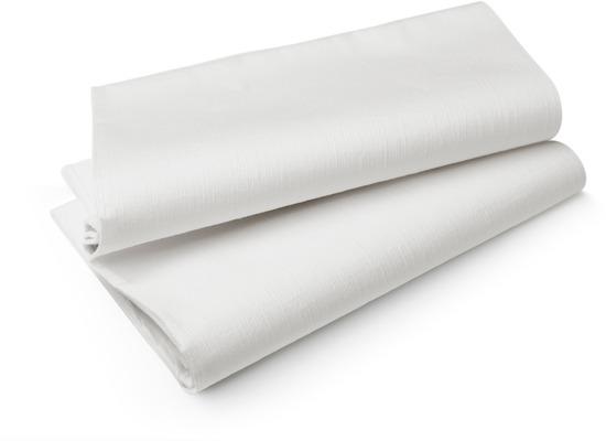 Duni Evolin-Tischdecken weiß 127 x 220 cm 25 Stück