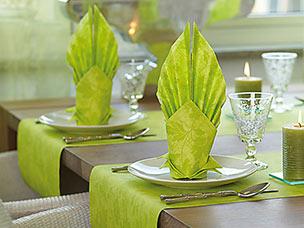 duni servietten kerzen tischdecken tischtuchrollen und tischdeko f r jeden anlass. Black Bedroom Furniture Sets. Home Design Ideas