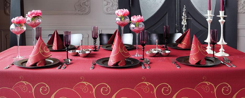 duni servietten kerzen tischdecken. Black Bedroom Furniture Sets. Home Design Ideas