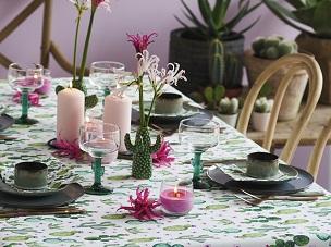 Floral Cactus